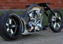 Greg Street's Martin Bros Custom Chopper,