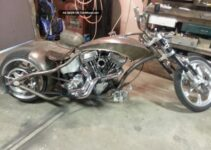 2007 Custom Pitbull Chopper
