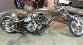 2007 Custom Pitbull Chopper
