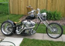 Custom Chippewa Street Chopper