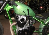 1978 XS 650 Bobber Motorcycle