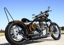 Old Skool Bobber Chopper