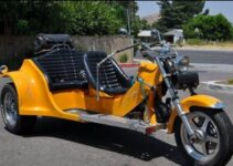Smooth Harley Trike