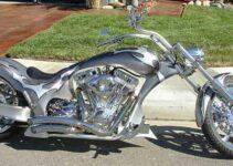 Harley Davidson Predator Chopper