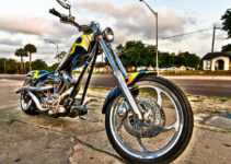 American Classic Custom Chopper