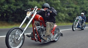 Rad Red Chopper