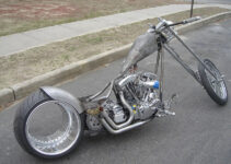Howards Killer Custom Hubless Chopper
