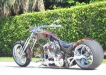 Iron Dragon Chopper