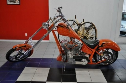 2003 EAST SIDE CUSTOM CHOPPERS