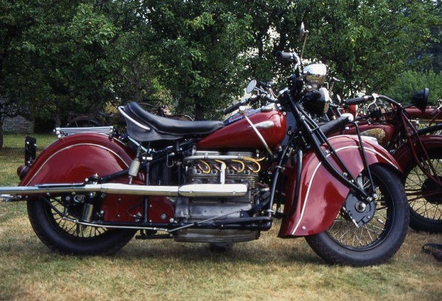 1940 Indian Motorcycle