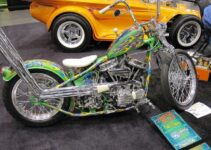 Portland Roadster Show Chopper