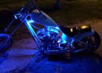 Derek's Night Glow Chopper