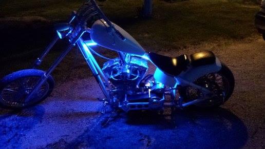 Derek's Night Glow Chopper