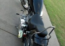 Jimmy's Slick Black Chopper