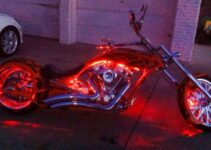 Red Glow Chopper
