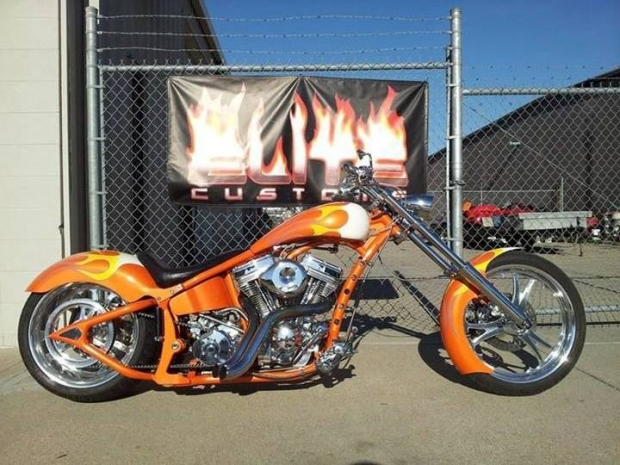 Nick's Hot Flamed Chopper