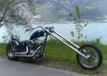 Blue Pearl Chopper