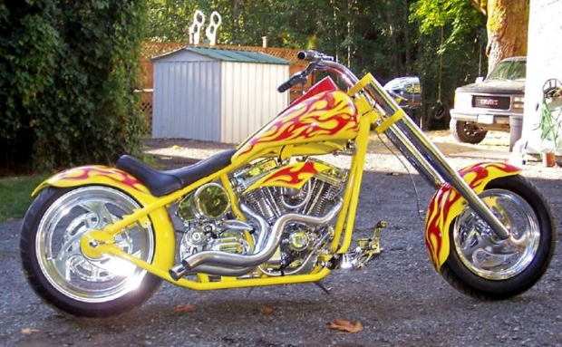 Hell Fire Chopper