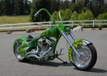 Freakshow Customs Chopper