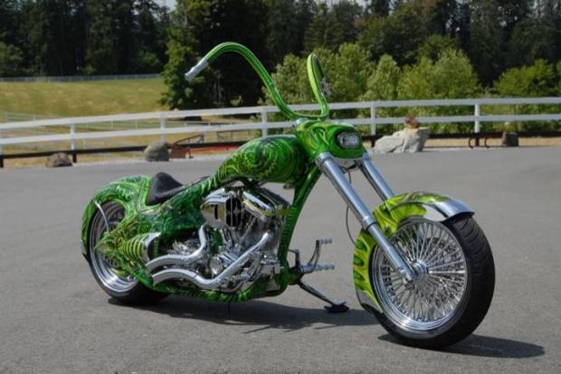 Freakshow Customs Chopper
