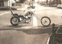 Real Deal Old School Chopper