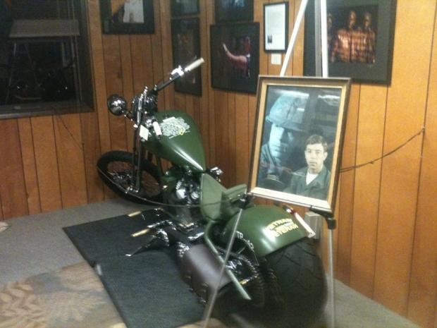 Barry's Army Chopper