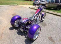 Totally Rad Purple Trike
