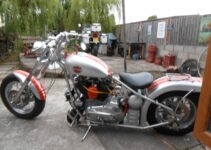 Bob's 1981 Harley Davidson Ironhead
