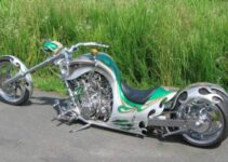 Brilliant Green Chopper