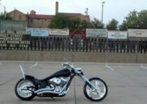 Jimmy's Big Bear Chopper