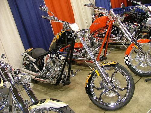 Choppers 2009 Grand National Roadster Show