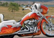 Hot Custom Bagger