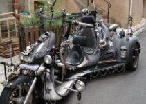 Skull Decked Trike