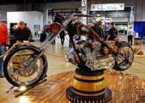 Smooth Tennessee Whiskey Chopper