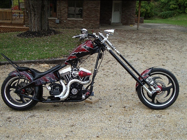 Carolina Custom Rigid Chopper