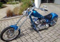 Dave's American Ironhorse Texas Chopper
