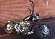 Custom 2005 Bobber Motorcycle