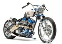 Sick Custom Chopper