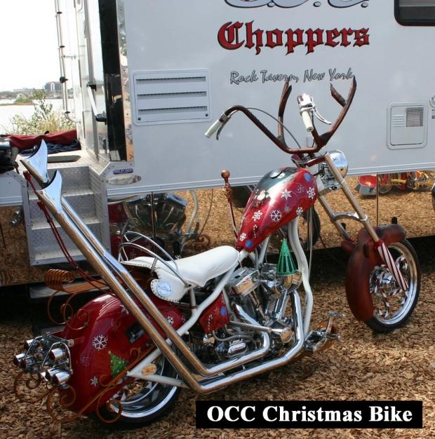 Orange County Christmas Chopper