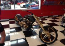 Gold Plated Aussie Chopper