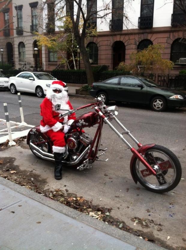 Santa's Real Sled