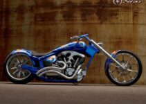 Sweet Yamaha Star Chopper