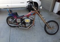 Barn Find Chopper