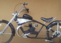 Custom Bicycle Chopper