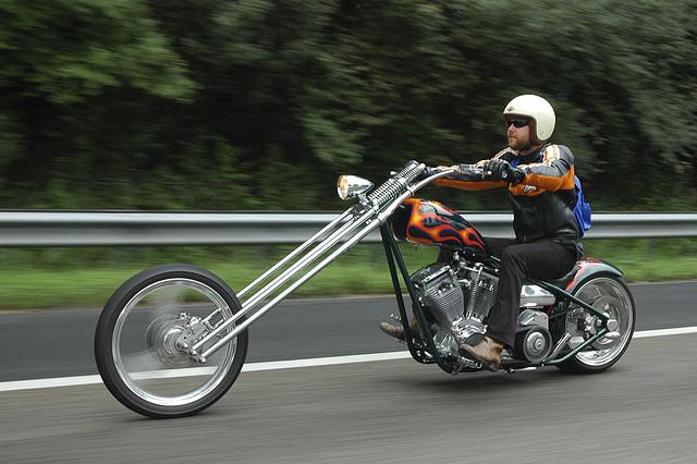 Harley Davidson Big Dog Motorcycle
