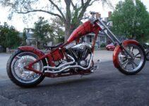 American Motorcycle Service Chopper