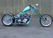 Blue Balls Chopper