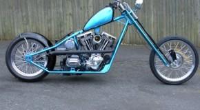 Blue Balls Chopper