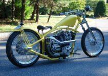 Yellow Free Rider