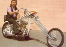 Pure Old School Chopper